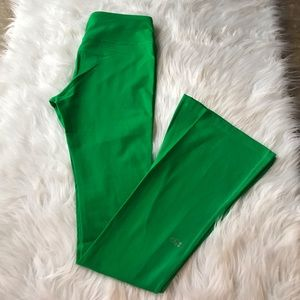 Splits59 Raquel flare Green Leggings Size M
